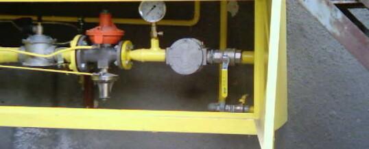 Газови съоръжения и инсталации 14